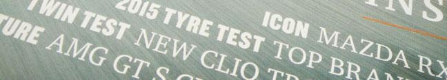 2015 EVO Tyre Test