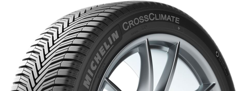 The new Michelin CrossClimate+
