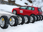 2013 Cold weather tyre buying guide