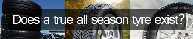Can you run one tyre year round?