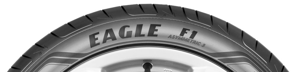 Goodyear Eagle F1 Asymmetric 3 sidewall crop