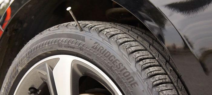 Bridgestone DriveGuard Puncture