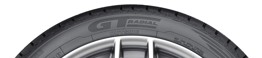 GT Radial Sport Active Launch