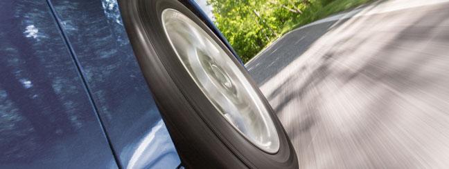 Nokian iLine on the road