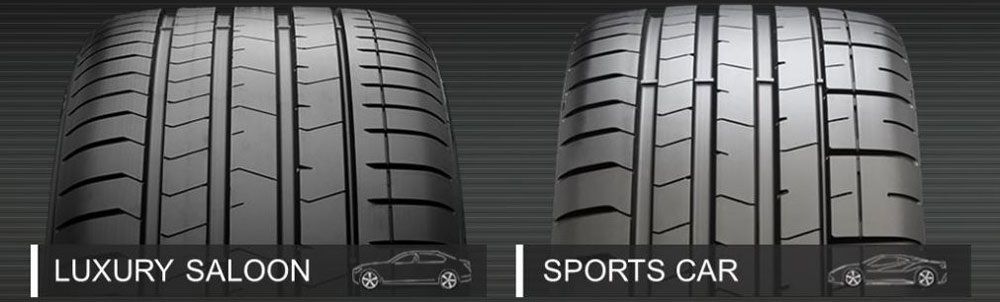 The new Pirelli P Zeros