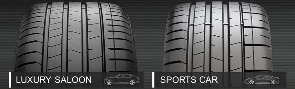 Der neue Pirelli P Zeros