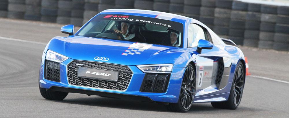 Der neue P Zero Sportwagenreifen im Test