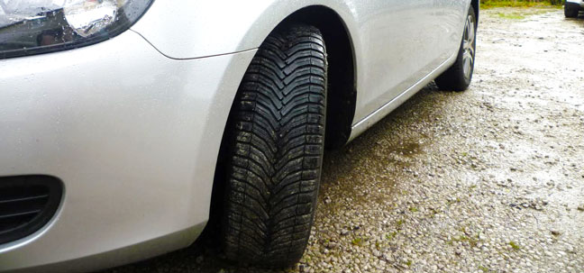 Goodyear Car >> Michelin CrossClimate First Review - Tyre Reviews