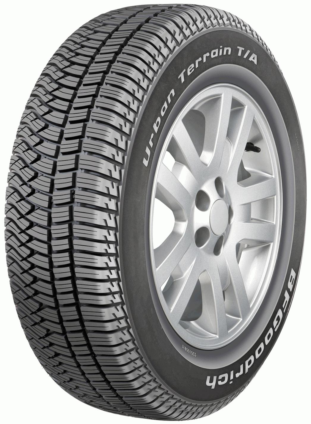 Bfgoodrich Urban Terrain Ta Tyre Reviews