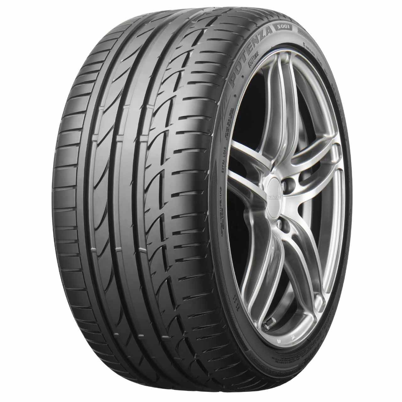 Шины Bridgestone Potenza RE 5 (Бриджстоун Потенза